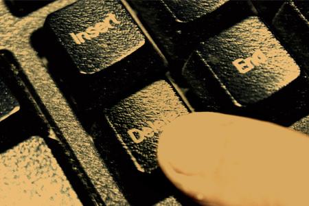 键盘删除键