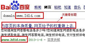 domain网址
