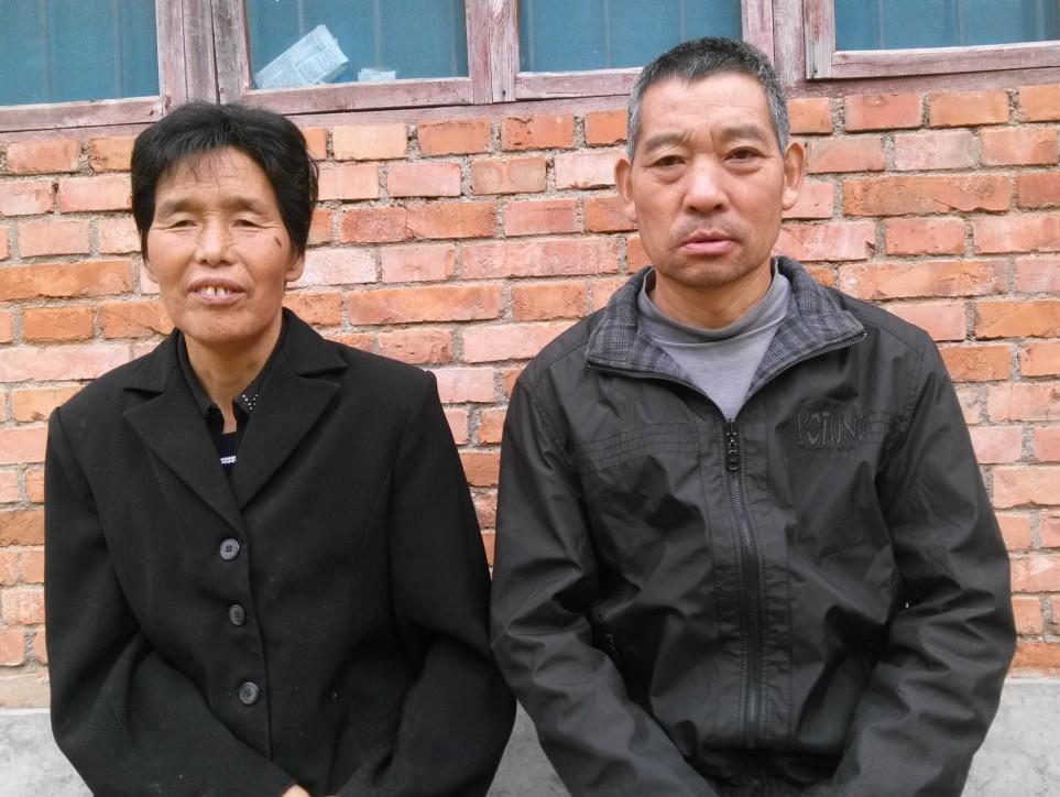 爸爸和妈妈